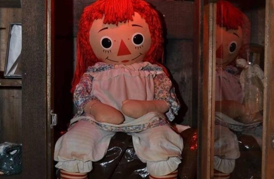 Az Annabelle baba igaz története