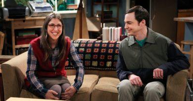 Újra együtt Sheldon és Amy