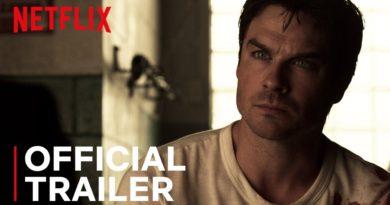 Megérkezett Ian Somerhalder Netflix-es sorozatának előzetese