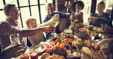 Így ünnepelték a sztárok az idei Hálaadást