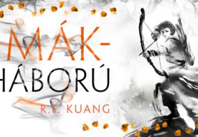 R. F. Kuang – Mákháború