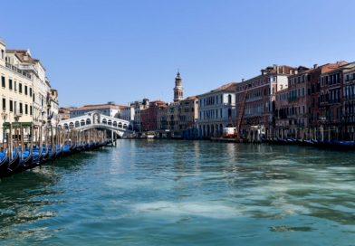 Kultúrkörút – A koronavírus miatt kihalt városok és látványosságok