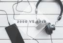 2000 vs 2010-es évek