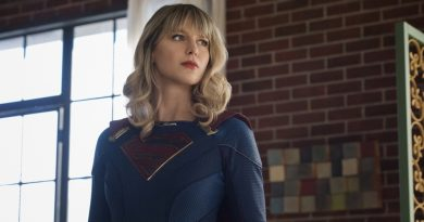 Kaszát kapott a Supergirl